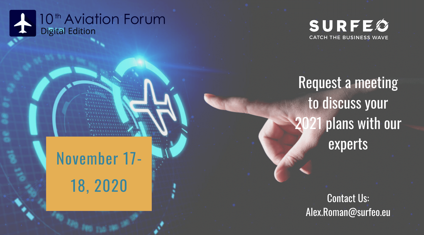 2020-11 Aviation Forum EN Surfeo