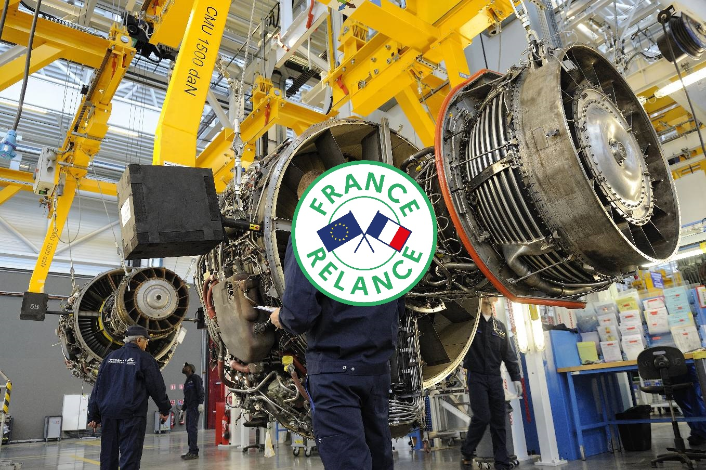 France relance aviation